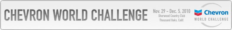 Chevron World Challenge