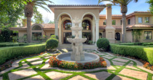 1101 Oak Mirage Place Featured in Los Angeles Times