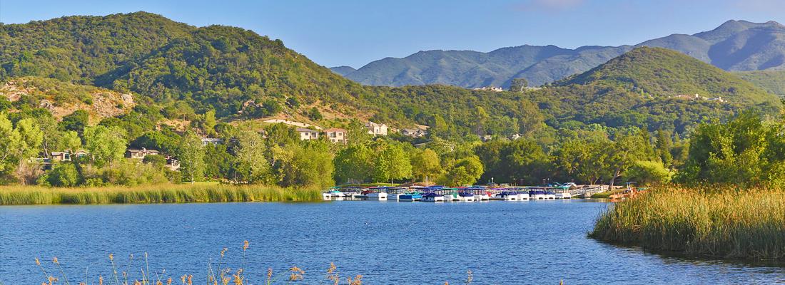 Lake Sherwood homes for sale