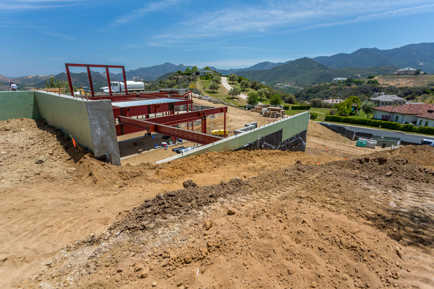 Villa Di Napoli Construction Update