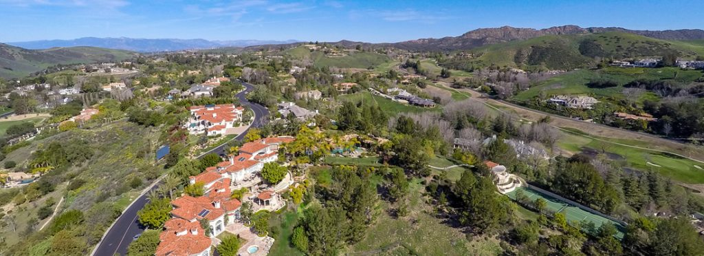 North Ranch Luxury Real Estate in California