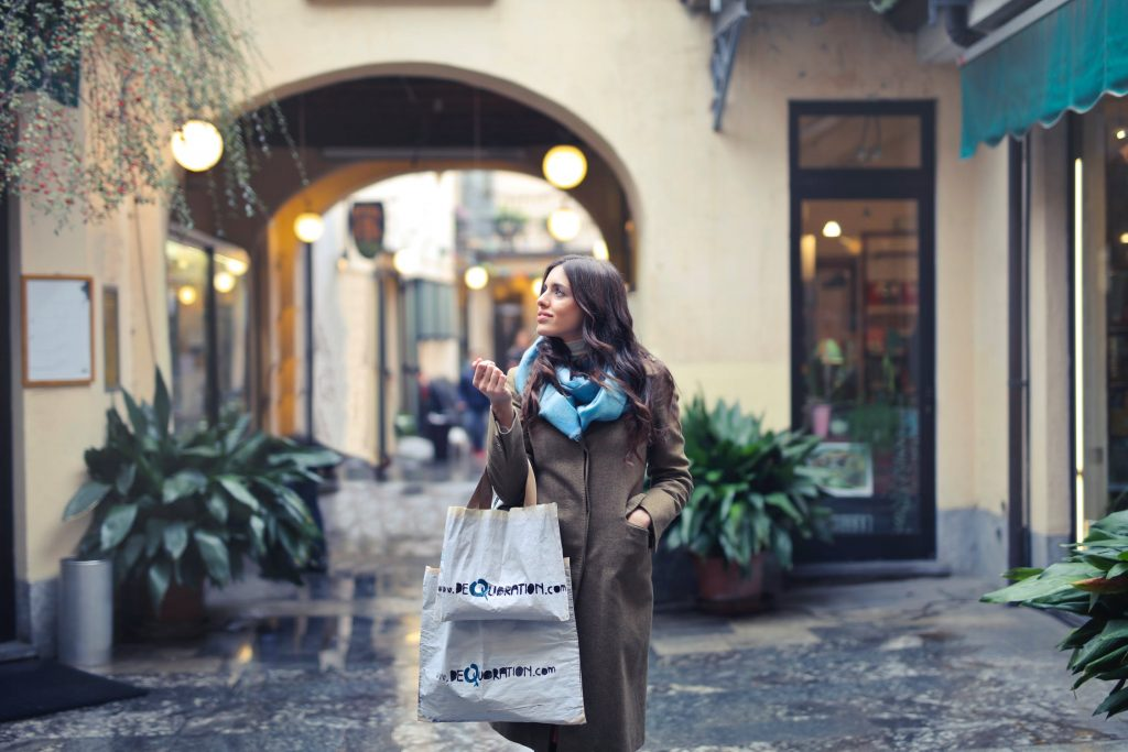 Shopping in Calabasas