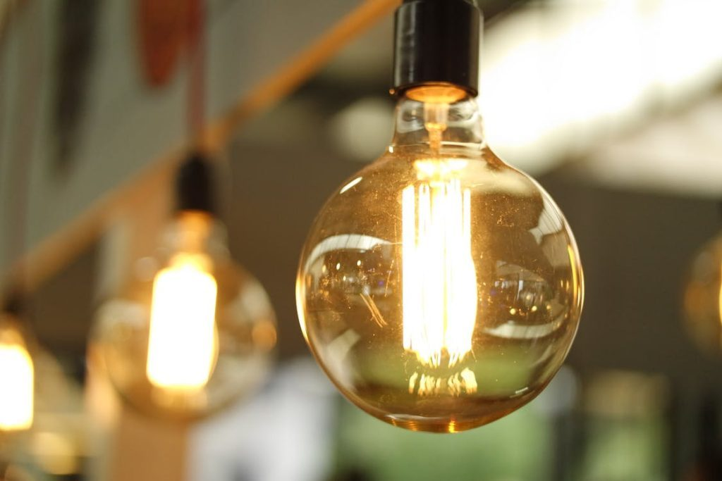 Swap Your Light Bulbs to LED or CFL