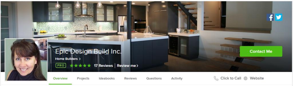 Epic Design custom luxury home builders