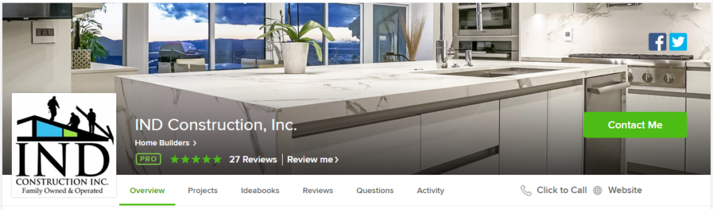 IND Design custom luxury home builders