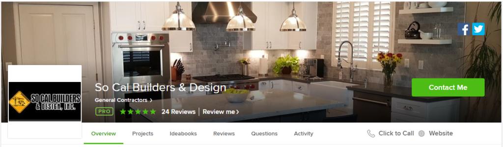 So Cal custom luxury home builders