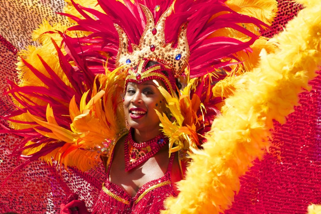 Bogies Carnival Celebration at the Westlake Village Inn