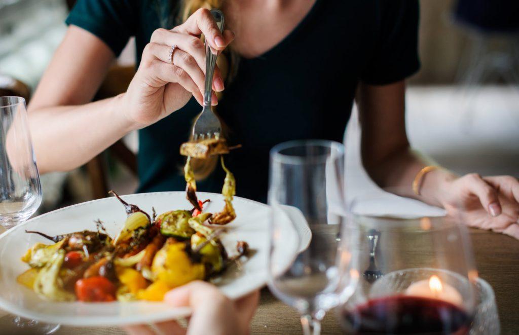 Fine dining at the Four Seasons Westlake Village