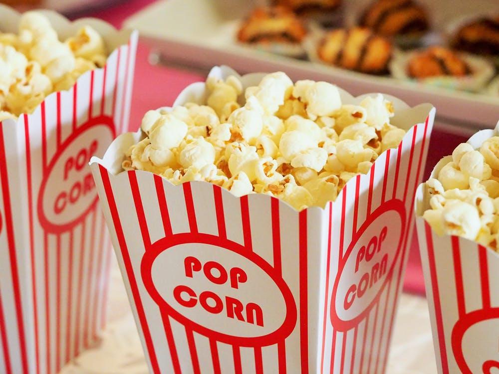 Popcorn at the Commons at Calabasas