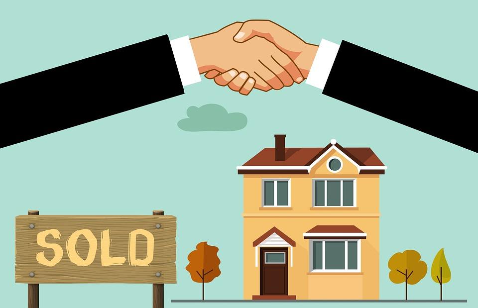 Closing a home sale