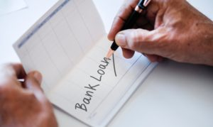 bank loan check
