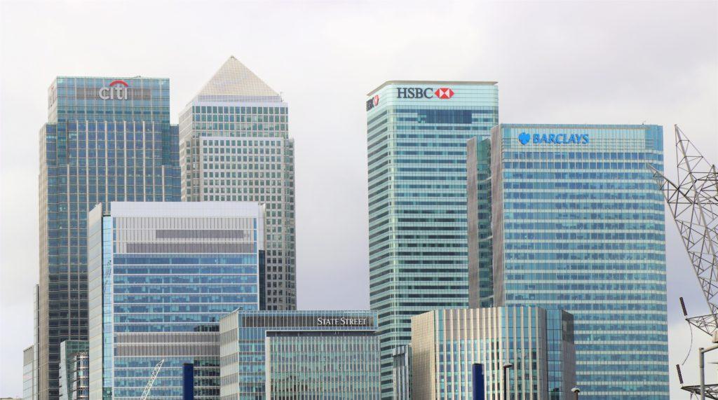 banks in city