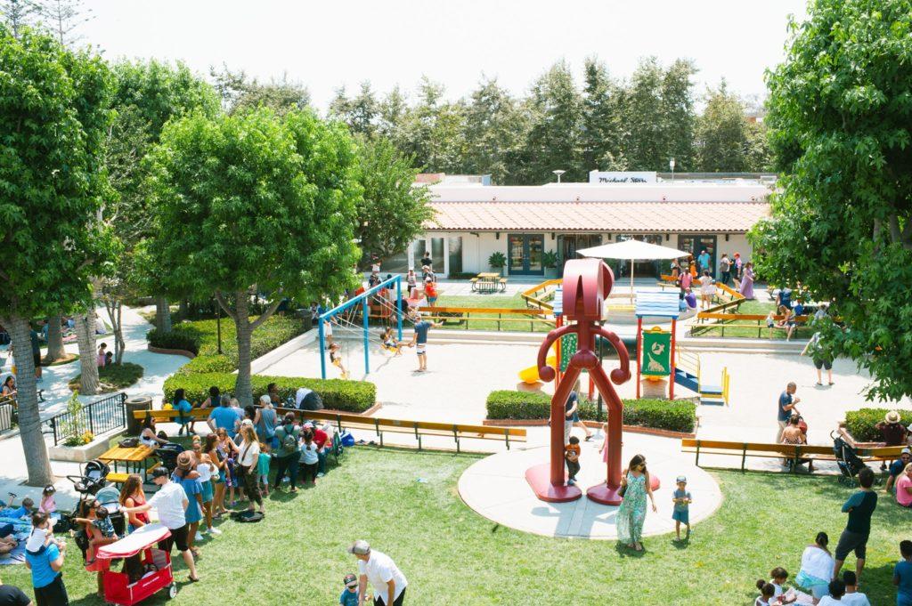 Summer Block Party at Malibu Country Mart