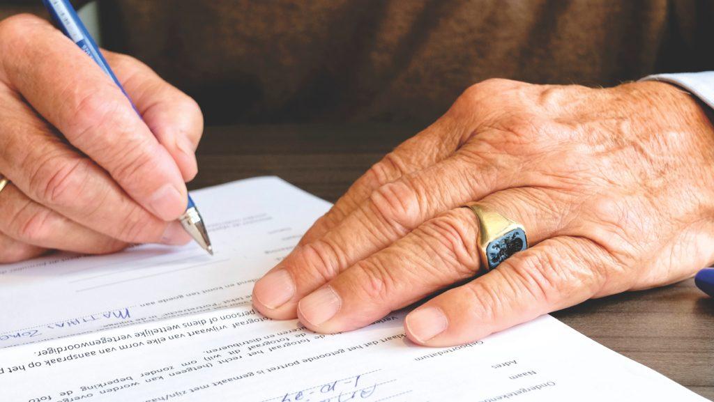 administrative paperwork application