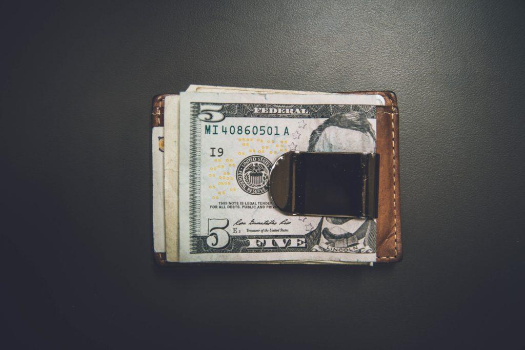 bill money