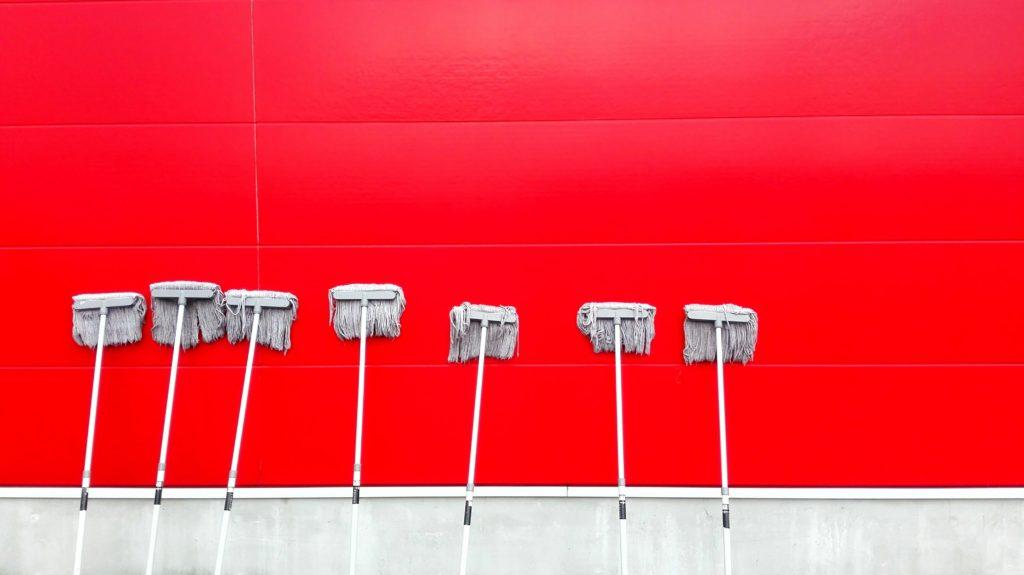 mop housekeeping