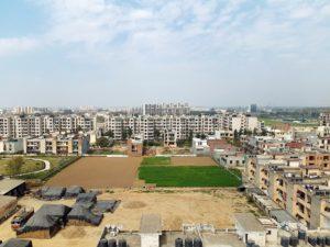 Apartments Building Under Construction