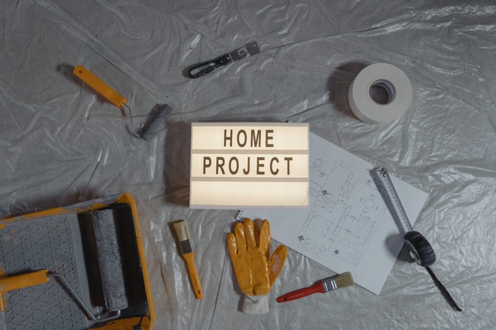 planning the remodeling process