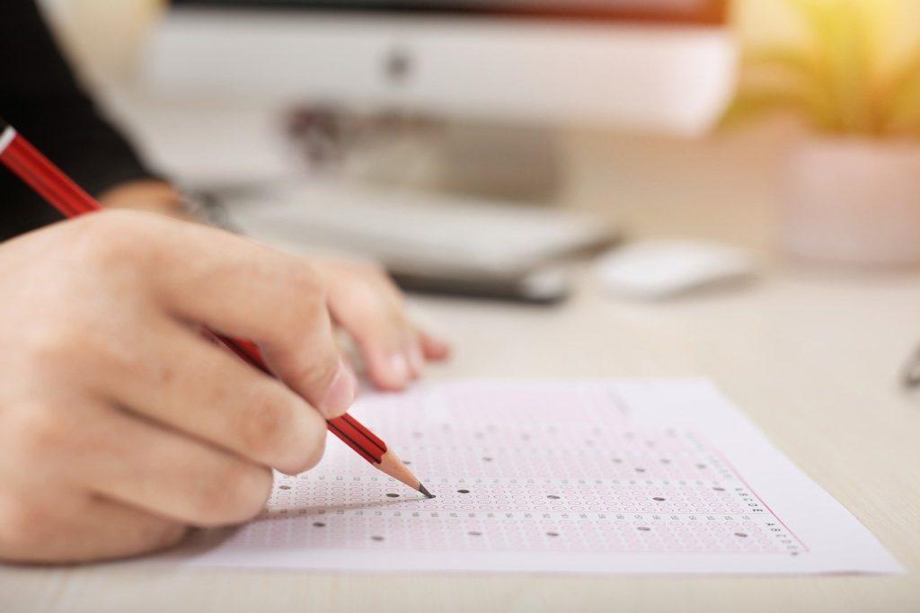 salesperson exam